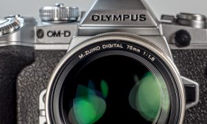 olympus four thirds system